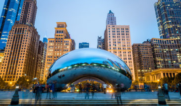 4. Центр США: От Нью-Йорка до Чикаго с Великими озёрами и Ниагарой!
